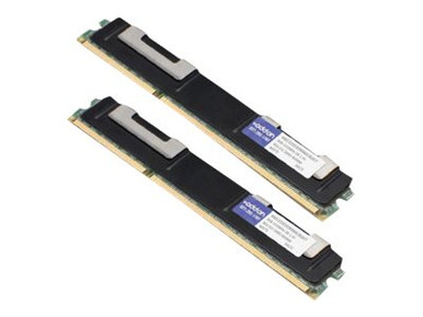 AM1333D3DRRN9/8GKIT -- AddOn 8GB Industry Standard Factory Original RDIMM - DDR3 - 8 GB: 2 x 4 GB - DIMM 240-pin  -- New