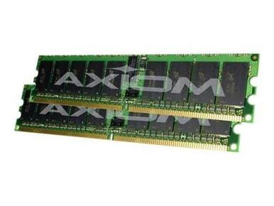 AM328A-AX -- Axiom AX - DDR3 - 16 GB: 2 x 8 GB - DIMM 240-pin - 1333 MHz / PC3-10600 - registered - ECC -- New