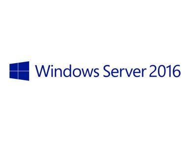 623-BBBV -- Microsoft Windows Server 2016 - License - 5 RDS device CALs - OEM - BIOS-locked (Dell) - f -- New