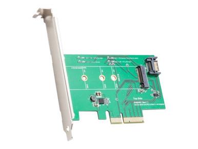 SY-PEX50073          -- M.2 TO PCI-E X4 OR SATA III SSD ADAPTER SY-PEX50073                 -- New
