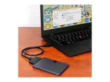 "USB312SAT3CB -- StarTech.com USB 3.1 to 2.5"" SATA Hard Drive Adapter - USB 3.1 Gen 2 10Gbps with UASP Exte -- New"
