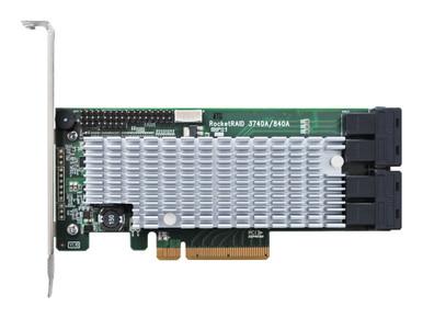 RR840A               -- ROCKETRAID 840A RAID HBA        PCIE 3.0 X8 6G SATA RAID 5/6        -- New