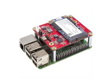 PIB2MS1 -- StarTech.com USB to mSATA Converter for Raspberry Pi and Development Boards - Storage cont -- New