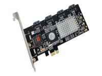 SY-PEX40008 -- PCIE SATA II 4X PORTS RAID CONTROLLER C -- New