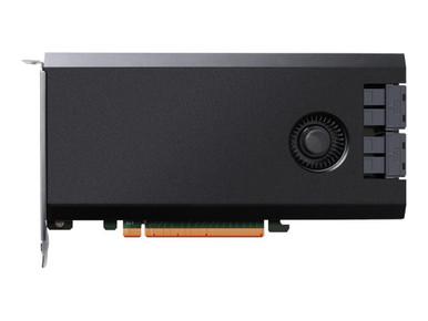 SSD7110              -- PCIE 3.0X16 M.2 NVME/SAS RAID   3X M.2 /16X SAS/SATA/ BOOTABLE NVME -- New