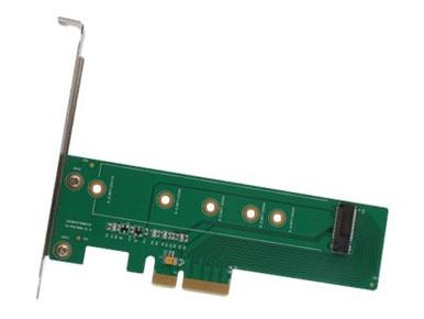 SI-PEX40110          -- M.2 M-KEY / B+M KEY SDD TO PCIE M.2 TO PCIE ADAP CARD SI-PEX40110   -- New