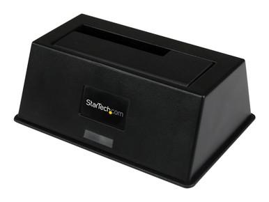 SDOCKU33EBV -- StarTech.com eSATA / USB 3.0 SATA III Docking Station with UASP - USB 3.0 Hot-Swap Dock su -- New