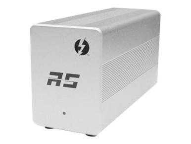 RS6328               -- THUNDERBOLT 2 H/W RAID ADAPTER  SUPPORTS 2X ESATA/ MINI-SAS UNITS   -- New