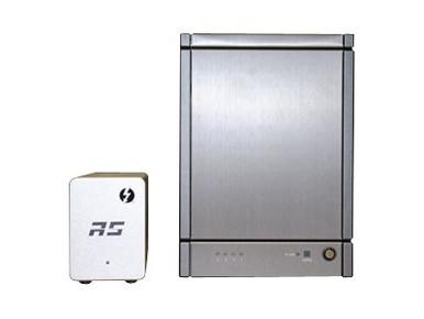 RS6324LS             -- TB2 4BAY SATA JBOD STORAGE ENCL THUNDERBOLT2 ADAP & 4BAY TOWER JBOD -- New