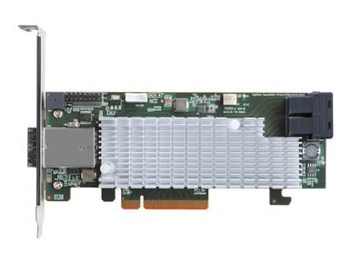 RR3742A              -- 8 IN/8 EXT CHN 12G SAS RAID HBA PCIE 3.0X8 /RAID 0/1/5/6/10/50/JBOD -- New