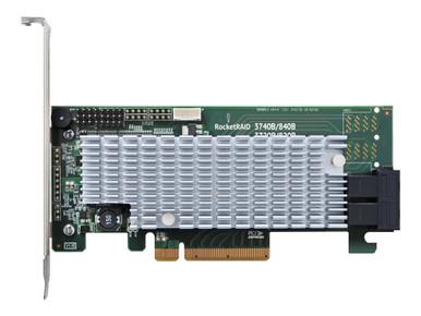 RR3720A              -- PCIE 3.0X8 8CH 12GB/S SAS RAID  RAID 0 1 5 6 1/0 5/0                -- New