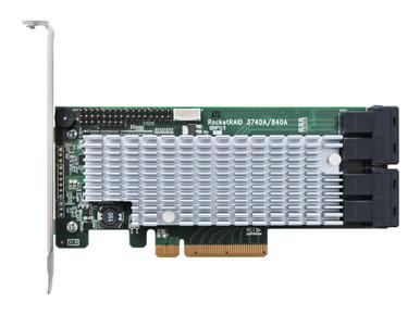 RR2840A              -- 16CH. PCIE3.0 X8 SAS/SATA RAID  RAID 0/1/5/6/10/50 & JBOD           -- New