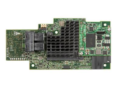 RMS3CC040 -- Intel Integrated RAID Module RMS3CC040 - Storage controller (RAID) - 4 Channel - SATA 6Gb/ -- New