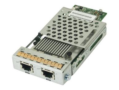 RER10G0HIO2-0010     -- DS3000 2X10GB ISCSI PORTS RJ45  DS 3000 10G ISCSI(RJ 45)HOST BOARD  -- New