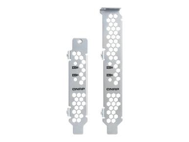 QM2-2P-244A -- QNAP QM2-2P-244A - Storage controller - PCIe low profile - PCIe 2.0 x4 - for QNAP TS-1232, -- New