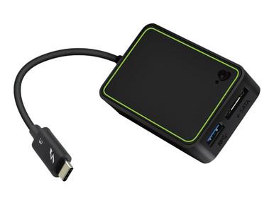 GTC3DEU -- Thunderbolt 3 eSATA USB Adaptr -- New