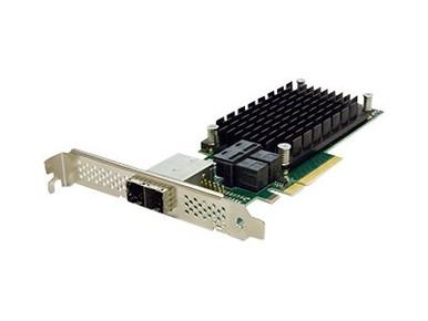 ESAH-1288-000 -- ATTO ExpressSAS H1288 - Storage controller (RAID) - 16 Channel - SAS 12Gb/s low profile -  -- New