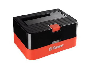 EB310SC              -- ENERMAX HDD DOCKING ENCL USB3.0 USB SUPER CHARGE UP TO 2.4A/SUP SSD -- New