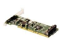 AOC-SAT2-MV8 -- Supermicro Add-on Card AOC-SAT2-MV8 - Storage controller - 8 Channel - SATA 3Gb/s - 3 Gbit -- New