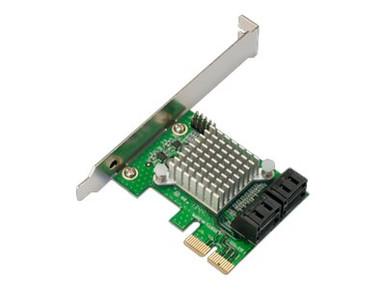 AD4SA6GPX2           -- AD4SA6GPX2 6GB/S 4PORT SATA     PCIE 2X CONTROLLER                  -- New