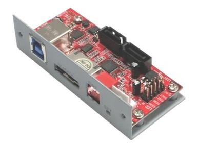 AD2HPMREU            -- 2PORT 6G HPM WITH ESATA/ USB 3                                      -- New