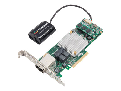 2277100-R            -- 8885Q RAID 0/1/10 SAS 1GB PCIE  MD2 2 SFF 8643 INT 2 SFF 8644 EXT   -- New