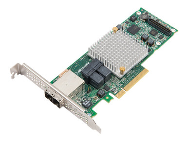 2277000-R            -- 8885 RAID 0/1/10 SAS 1GB PCIE   MD2 2 SFF 8643 INT 2 SFF 8644 EXT   -- New
