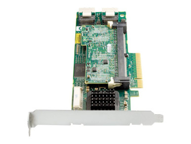 572532-B21 -- HPE TechSource Modular Smart Array P410/1G with FBWC - Storage controller (RAID) - SATA 1. -- New