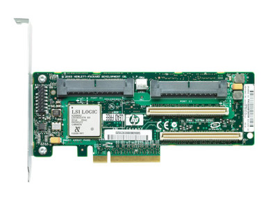 507808-B21 -- HPE TechSource Smart Array P400/256MB Controller - Storage controller (RAID) - SATA 1.5Gb/ -- New