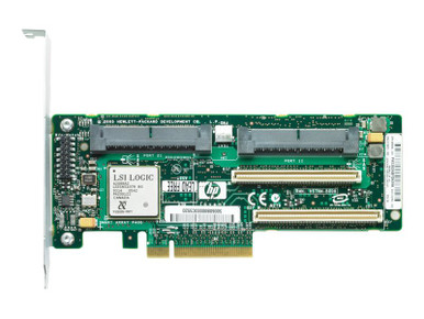 405132-B21           -- 405132-B21 SAS PCIE CONTROLLER  SPCL SOURCING SEE NOTES             -- New
