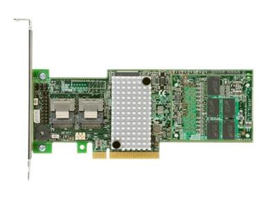 81Y4481 -- Lenovo ServeRAID M5110 - Storage controller (RAID) - 8 Channel - SATA 6Gb/s / SAS 6Gb/s lo -- New