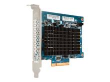 4YF59AA -- HP Z Turbo Drive Dual Pro - Interface adapter - M.2 - PCIe 3.0 x4 - for Workstation Z4 G4, Z6 G4, Z8