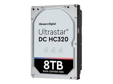 0B36405 -- ULTRASTAR 7K8 3.5IN 26.1MM      8000GB 256MB 7200RPM SAS ULTRA      -- New
