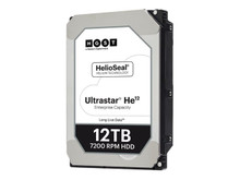 0F29563              -- ULTRASTAR HE12 3.5IN 26.1MM     12000GB 256MB 7200RPM SAS ULTRA     -- New
