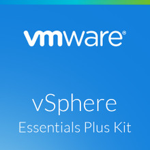 VS7-ESP-KIT-P-SSS-C -- VMware vSphere 7 Essentials Plus Kit for 3 hosts (Max 2 processors per host) | 1 Year Production Support