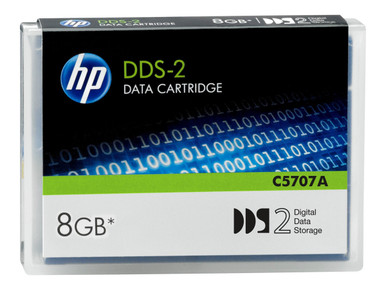 C5707A -- DDS 2 8GB 120m Data Cartridge -- New