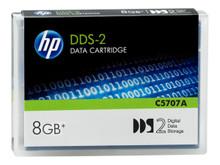 C5718A -- HPE - DDS-2 - 4 GB / 8 GB - black - for SureStore DAT 24i, 40, 40e, 8e, 8eU, 8i; Trade-Ready Mechani