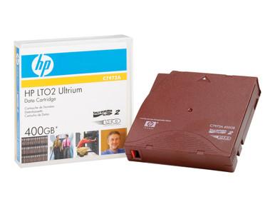C7976WL -- HPE Ultrium WORM Custom Labeled Data Cartridge - 20 x LTO Ultrium WORM 6 - 2.5 TB / 6.25 T -- New