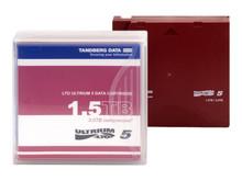 433955 -- 1 PK 1.5/3TB DATA CART LTO ULTRIUM 5 -- New