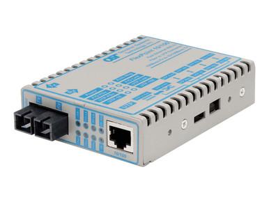 4340-1 -- 10/100 BASE-T / 100 BASE-F      FLEXPOINT 10/100 SC MM 1310NM 2KM   -- New