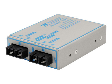 4332-1 -- Omnitron - Power converter - 18 - 60 V - output connectors: 1 - blue, light gray - for FlexPoint 10,