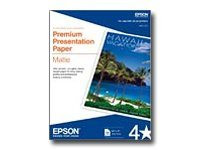 S041263 -- Epson - Matte - Super B (13 in x 19 in) - 167 g/m² - 50 sheet(s) paper - for Stylus Photo  -- New