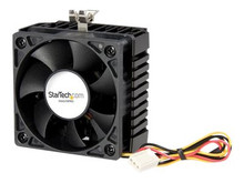 FAN370PRO -- StarTech.com 65x60x45mm Socket 7/370 CPU Cooler Fan w/ Heatsink & TX3 connector - Processo -- New