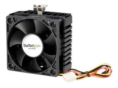 FAN370PRO -- StarTech.com 65x60x45mm Socket 7/370 CPU Cooler Fan w/ Heatsink & TX3 connector - Processo -- New