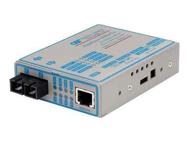 1030 -- Omnitron - Power converter - 18 - 60 V - output connectors: 1 - blue, light gray - for FlexPoint 10,