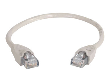 A3L791-03-ORG-S -- Belkin - Patch cable - RJ-45 (M) to RJ-45 (M) - 3 ft - UTP - CAT 5e - booted, snagless, st -- New
