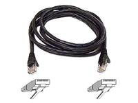 301-9001-01 -- C2G Cat5e Snagless Unshielded (UTP) Network Patch Cable - Patch cable - RJ-45 (M) to RJ-45 (M) - 10