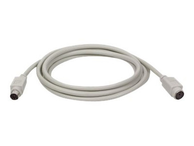 02300 -- C2G - Printer cable - 36 pin Centronics (M) to DB-25 (M) - 6 ft - white -- New