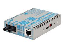 4342-1 -- Omnitron FlexPoint 10/100 - Transceiver - 100Mb LAN - 10Base-T, 100Base-FX, 100Base-TX - RJ-45 / ST