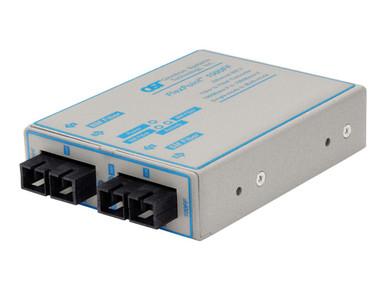 4440-0 -- Omnitron FlexPoint 1000FF - Transceiver - GigE - 1000Base-LX, 1000Base-SX - SC multi-mode / SC singl